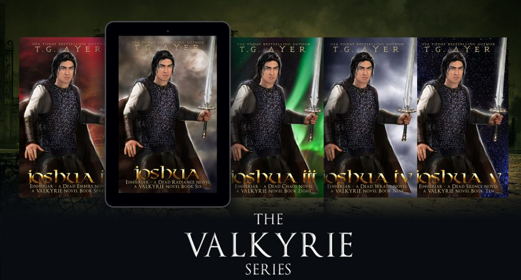 Joshua - The Valkyrie Series